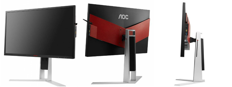 AOC giới thiệu thương hiệu màn hình chơi game AGON