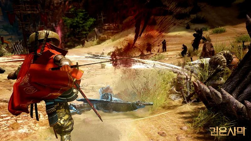 Black Desert: Soi cận cảnh kĩ năng thức tỉnh của Ninja