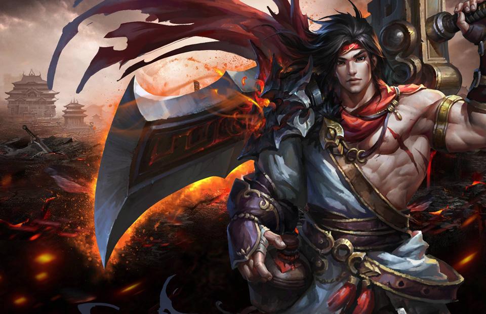 Webgame 1080 cấp Thiên Hạ Chi Vương sắp mở cửa thử nghiệm