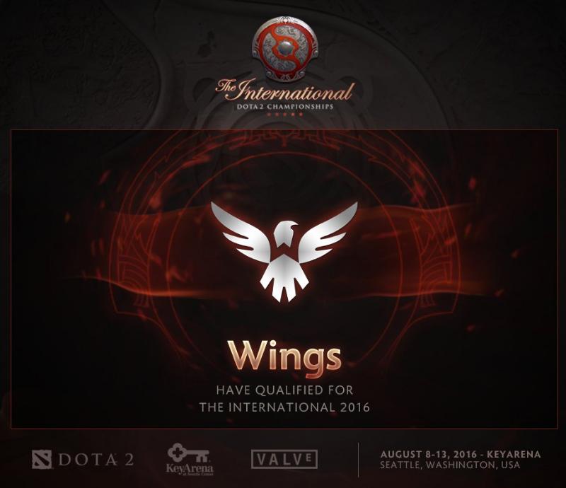 Vòng loại The International 2016 kết thúc giai đoạn 1