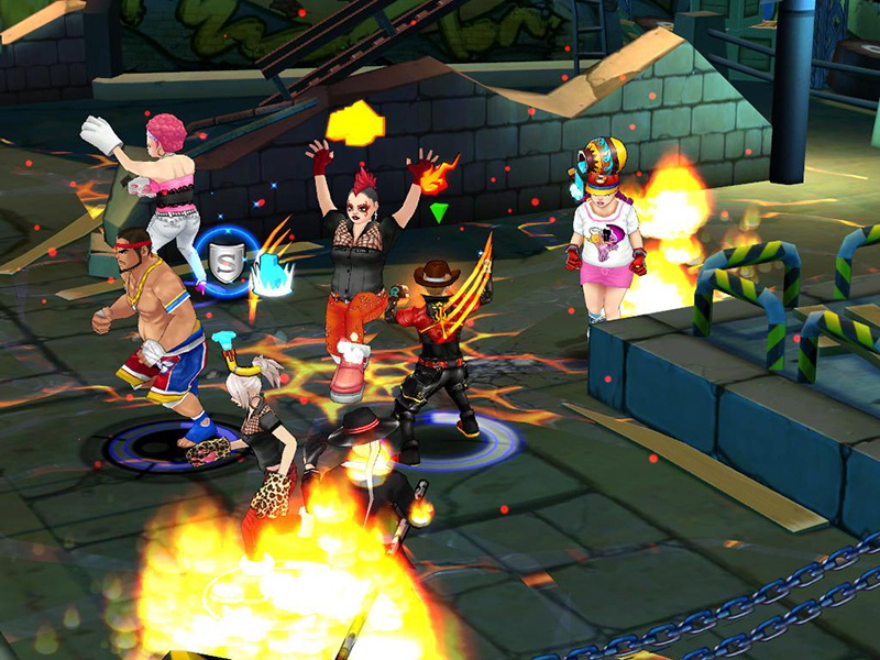 Asiasoft công bố trò chơi mới Zone 4