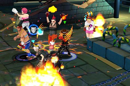 Asiasoft công bố trò chơi mới Zone 4 1