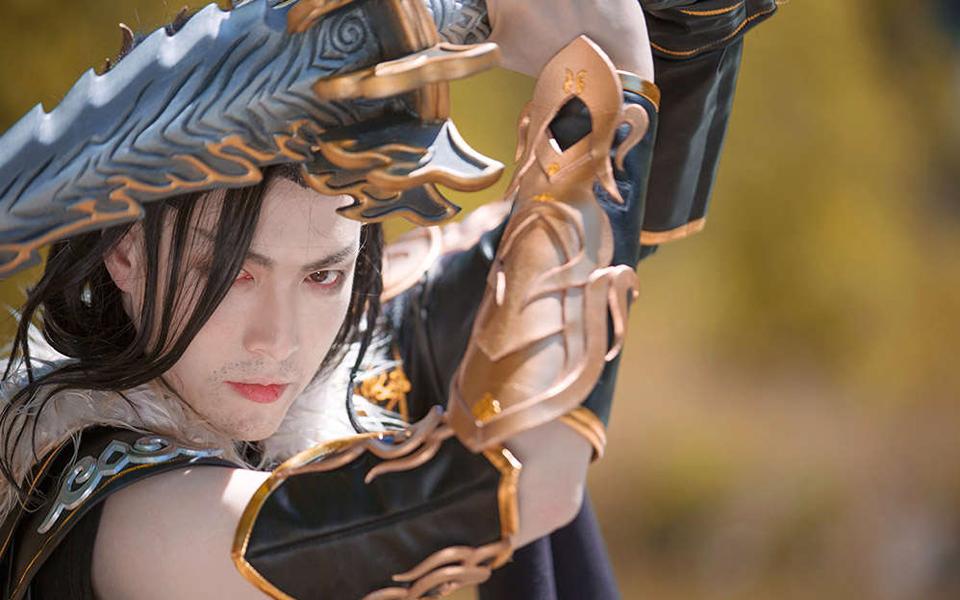 Chiêm ngưỡng cosplay cực ấn tượng về Lộ Tiểu Giai và A Noãn