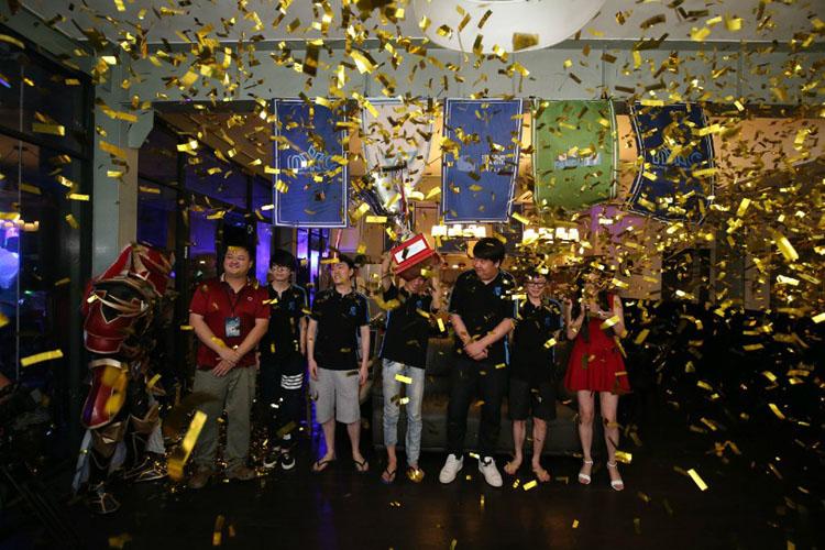 Newbee nâng cúp vô địch Nanyang Dota 2 Championships Season 2