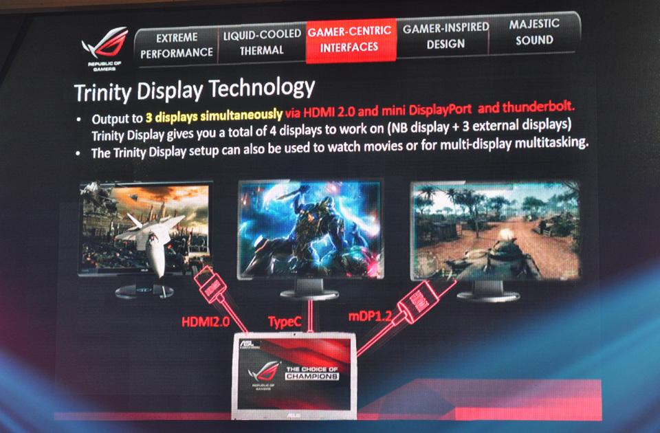 ASUS giới thiệu siêu phẩm ROG GX700 dành cho game thủ - Ảnh 08