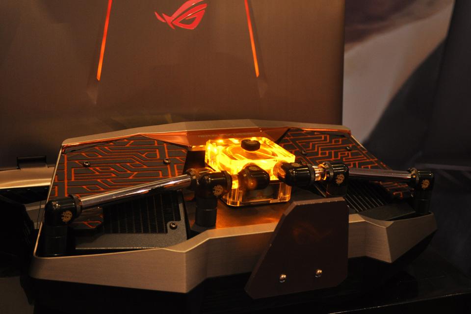 ASUS giới thiệu siêu phẩm ROG GX700 dành cho game thủ - Ảnh 11