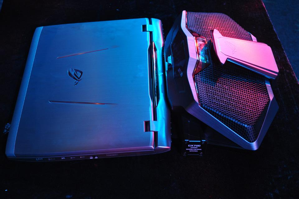ASUS giới thiệu siêu phẩm ROG GX700 dành cho game thủ - Ảnh 14