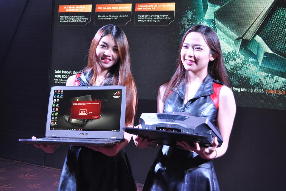 ASUS giới thiệu siêu phẩm ROG GX700 dành cho game thủ - Ảnh 20