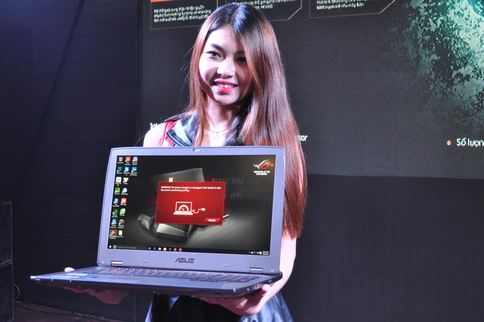 ASUS giới thiệu siêu phẩm ROG GX700 dành cho game thủ - Ảnh 21