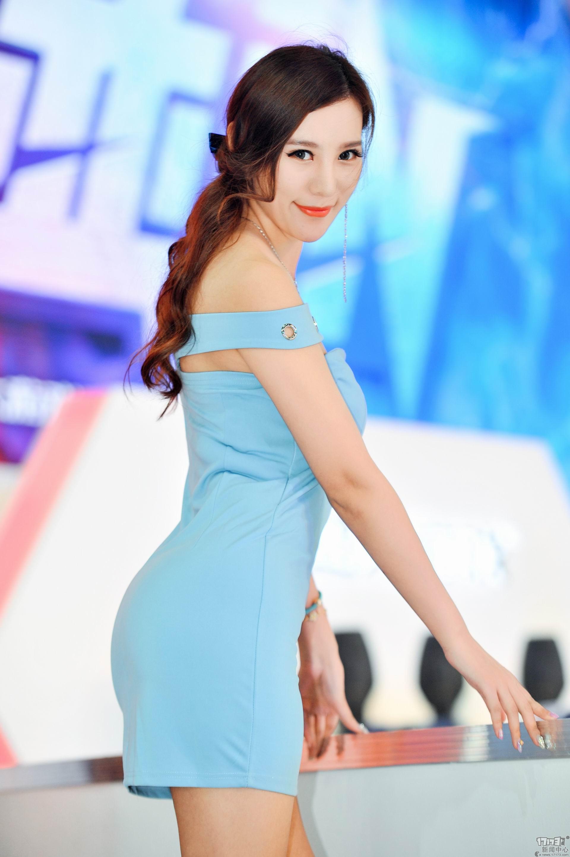 Chiêm ngưỡng loạt showgirl cực quyến rũ tại ChinaJoy 2016 - Ảnh _10