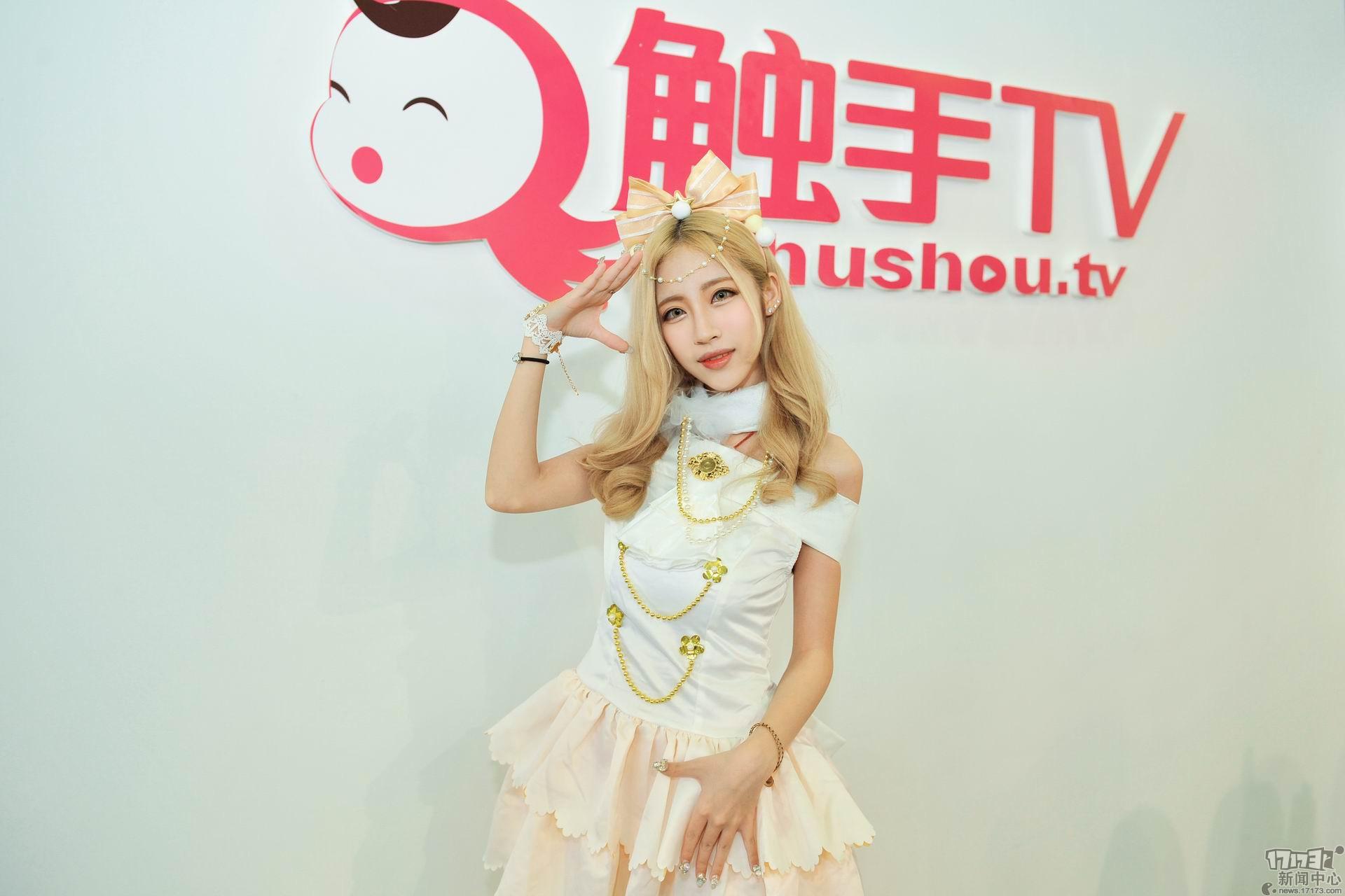 Chiêm ngưỡng loạt showgirl cực quyến rũ tại ChinaJoy 2016 - Ảnh _23