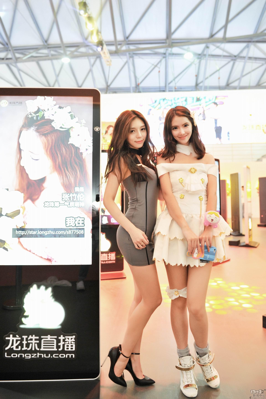 Chiêm ngưỡng loạt showgirl cực quyến rũ tại ChinaJoy 2016 - Ảnh _28
