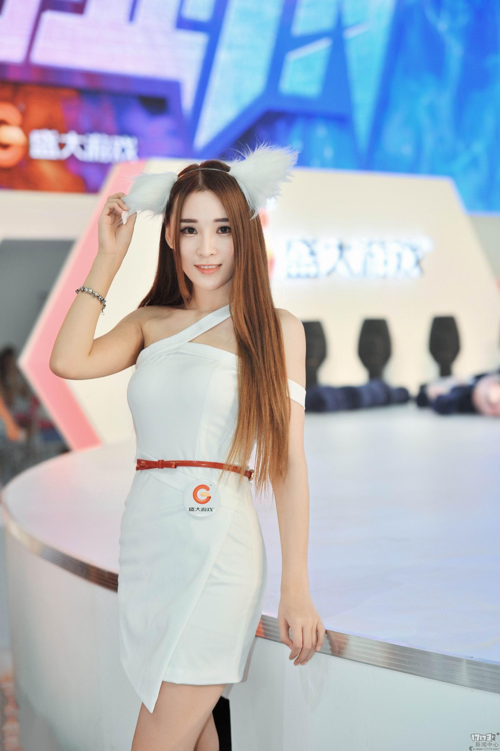 Chiêm ngưỡng loạt showgirl cực quyến rũ tại ChinaJoy 2016 - Ảnh _29