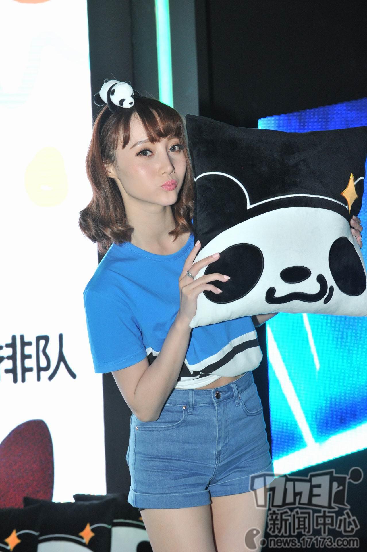 Chiêm ngưỡng loạt showgirl cực quyến rũ tại ChinaJoy 2016 - Ảnh _46