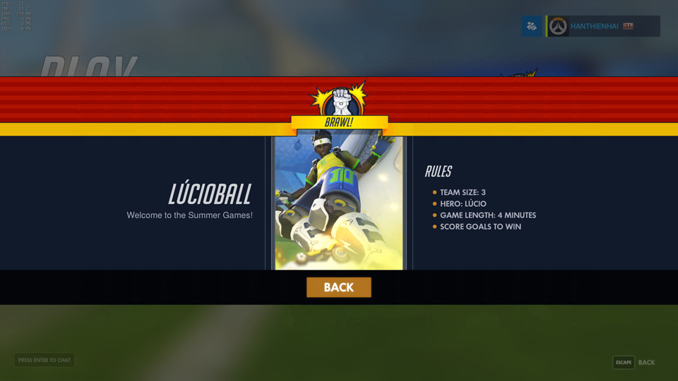 Lucioball
