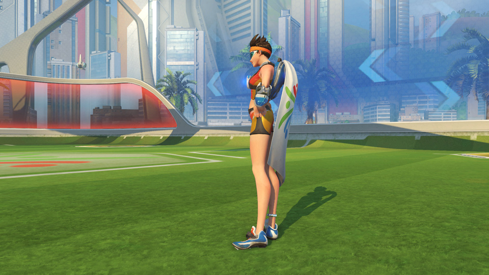 Track and Field Tracer