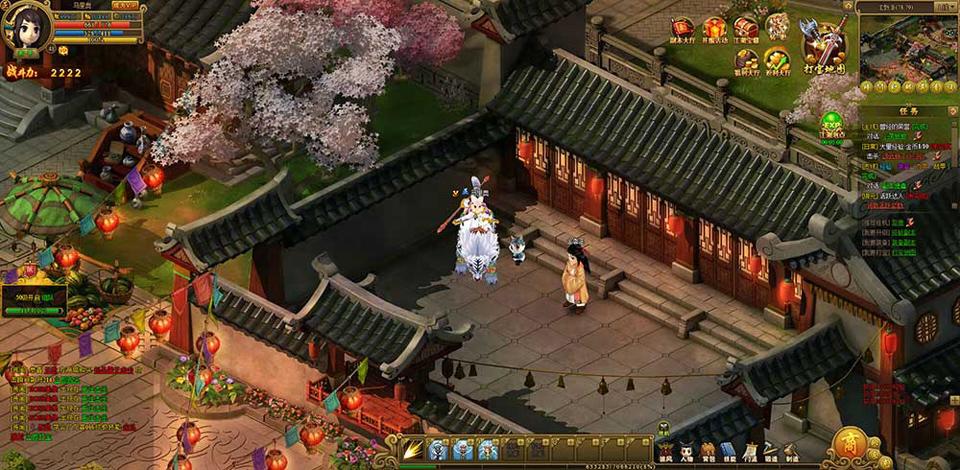 Webgame Nhiệt Huyết Giang Hồ cập bến Việt Nam