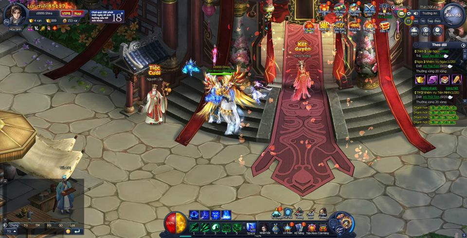GameLandVN tặng 100 giftcode Thông Thiên Tây Du