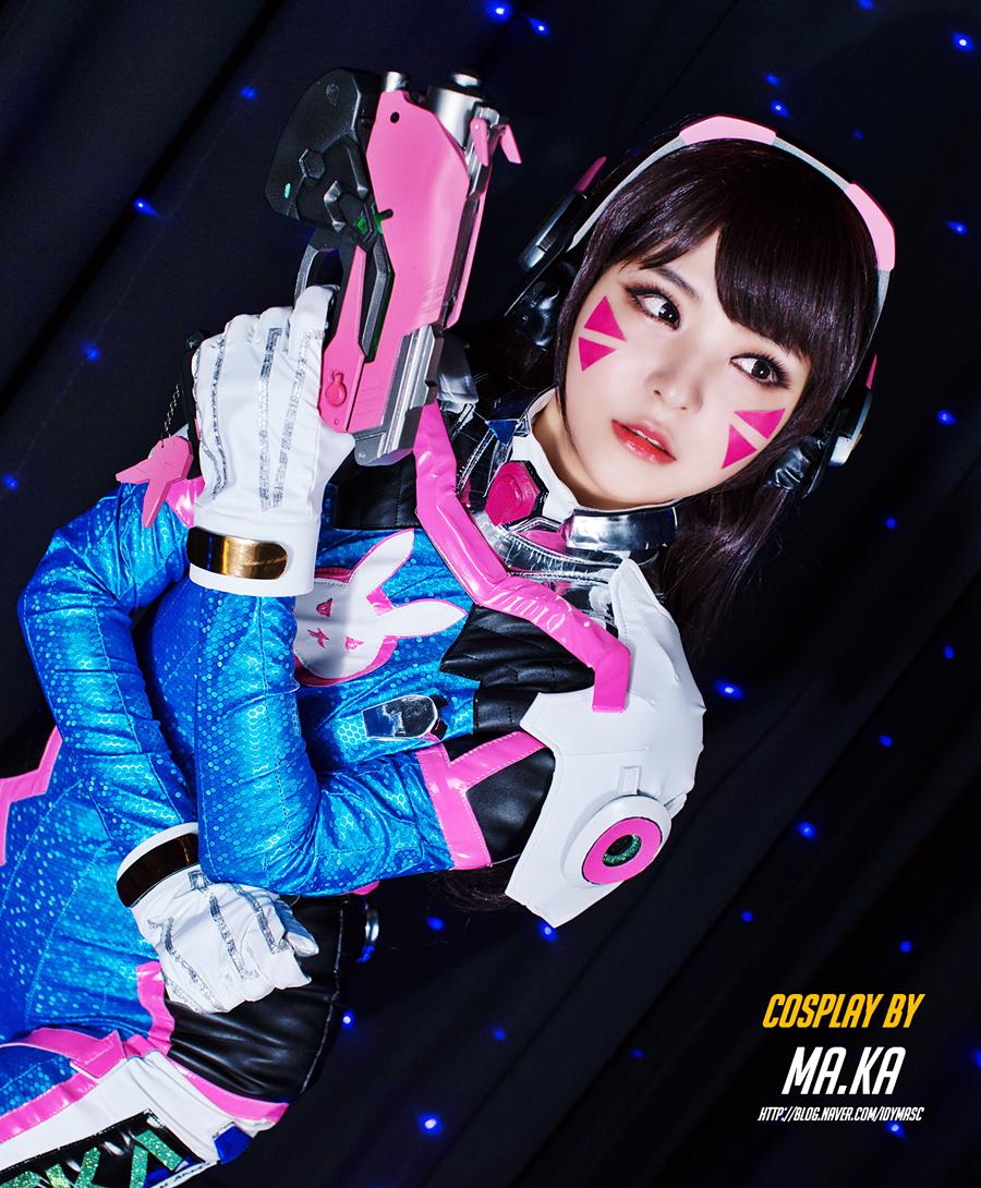 cosplay dva by maka