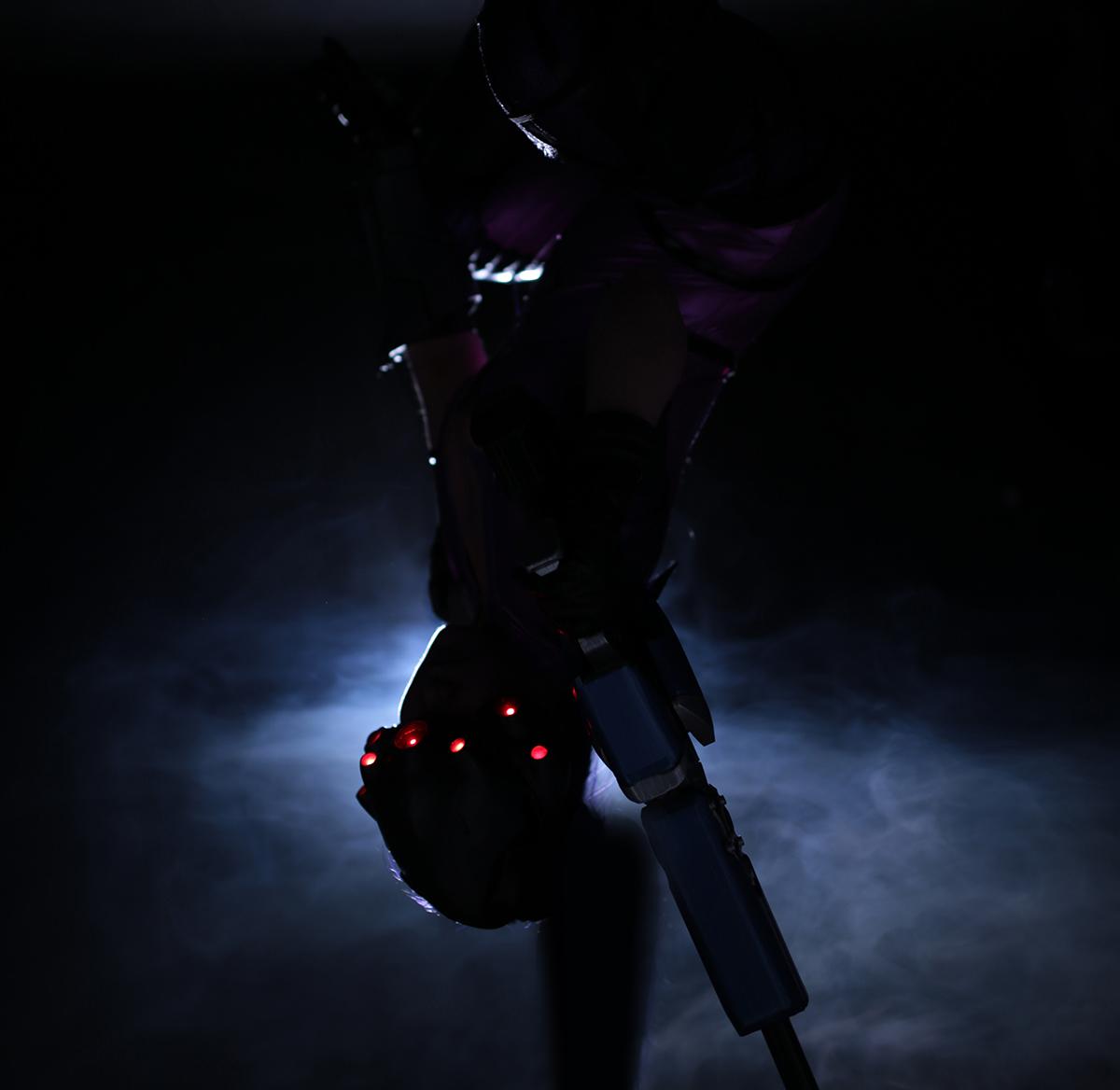 Overwatch: Reve và RZ Cos tung cosplay Widowmaker siêu ấn tượng - Ảnh 01