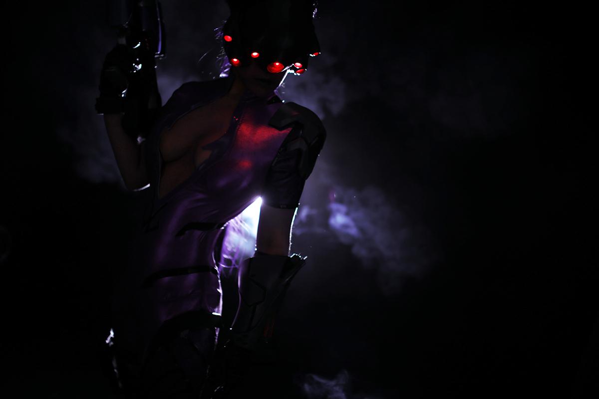 Overwatch: Reve và RZ Cos tung cosplay Widowmaker siêu ấn tượng - Ảnh 07