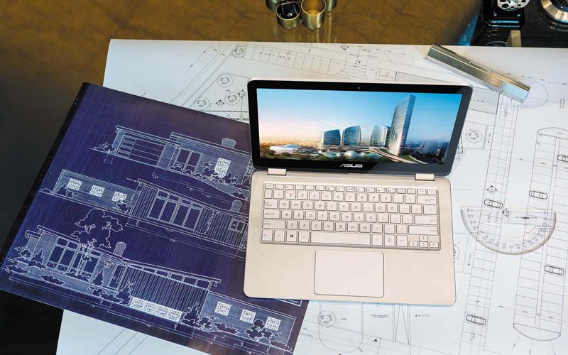 ASUS ZenBook Flip UX360 lên kệ