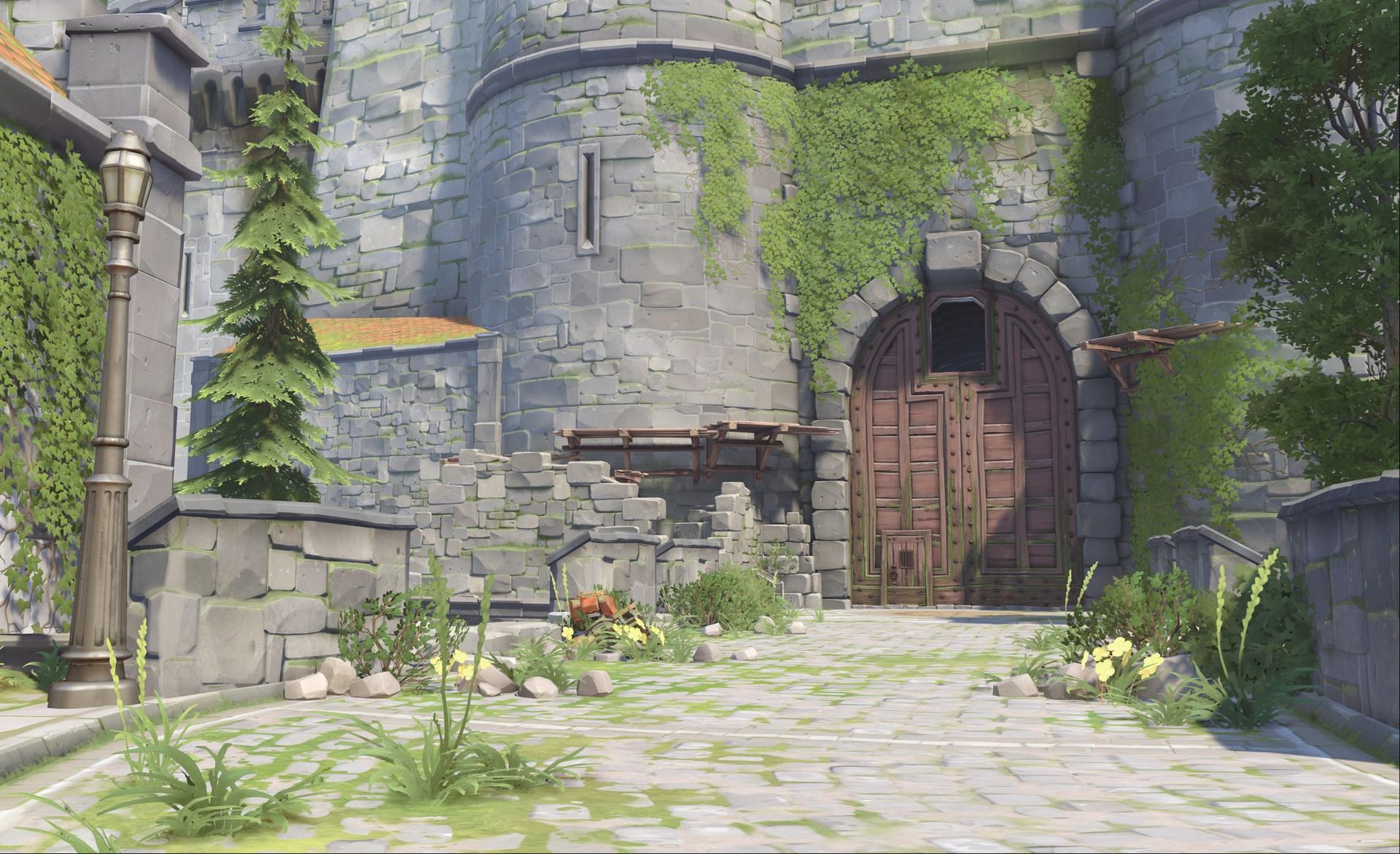 Eichenwalde là bản đồ thứ 13 của Overwatch - Ảnh 03