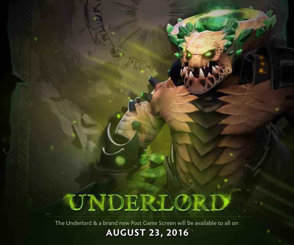 Dota 2: Hướng dẫn chơi Underlord
