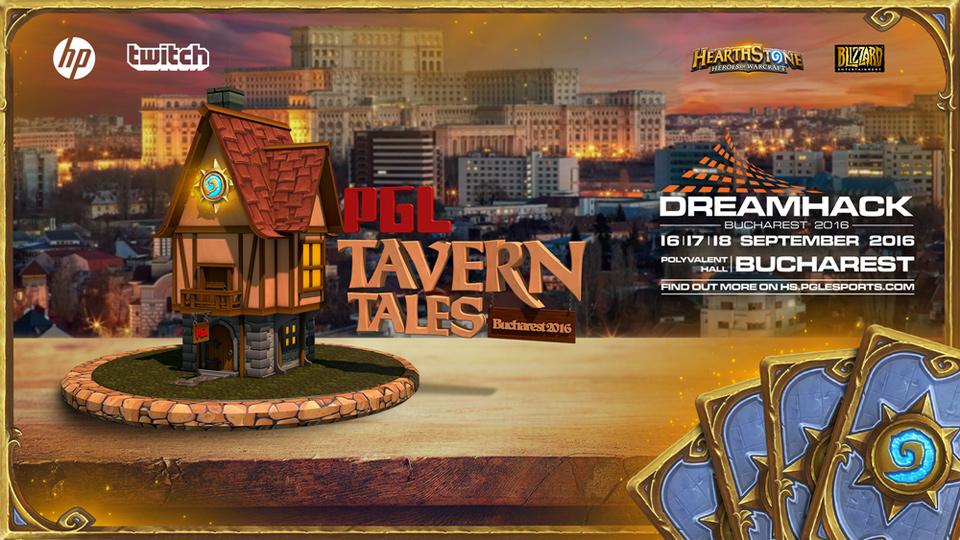 PGL Tavern Tales có mặt tại DreamHack Bucharest 2016