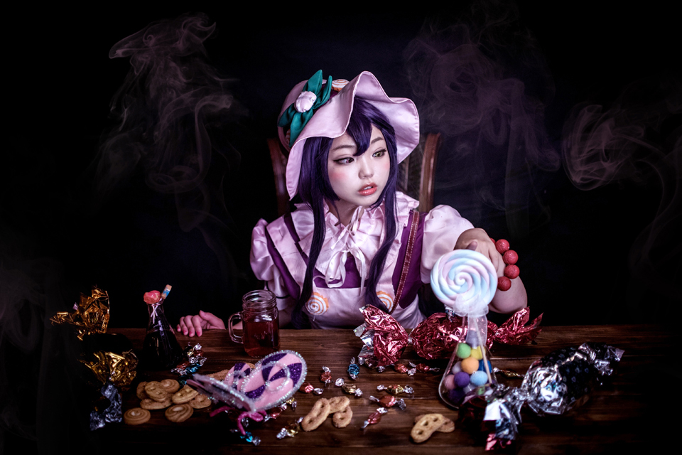 Cosplay Lulu Bánh Ngọt cực ma mị của No Som - Ảnh 06