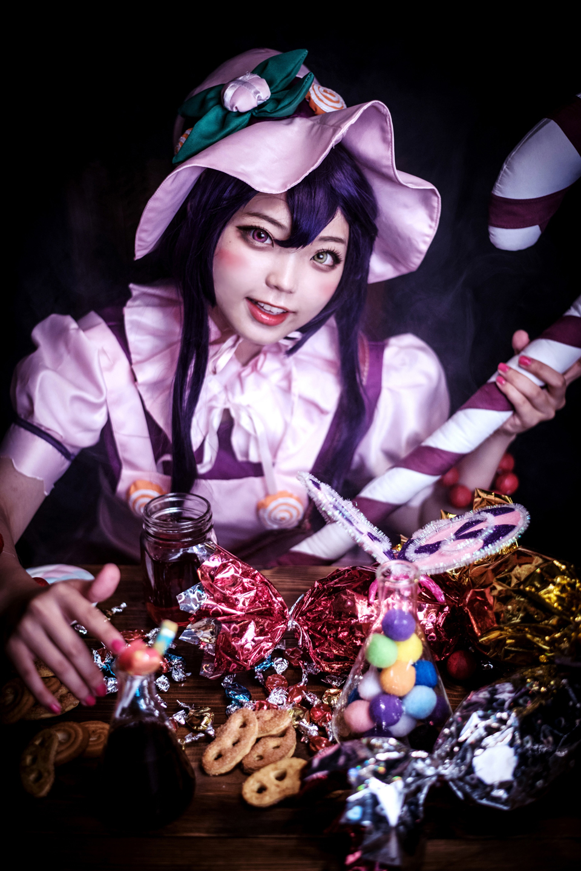 Cosplay Lulu Bánh Ngọt cực ma mị của No Som - Ảnh 10