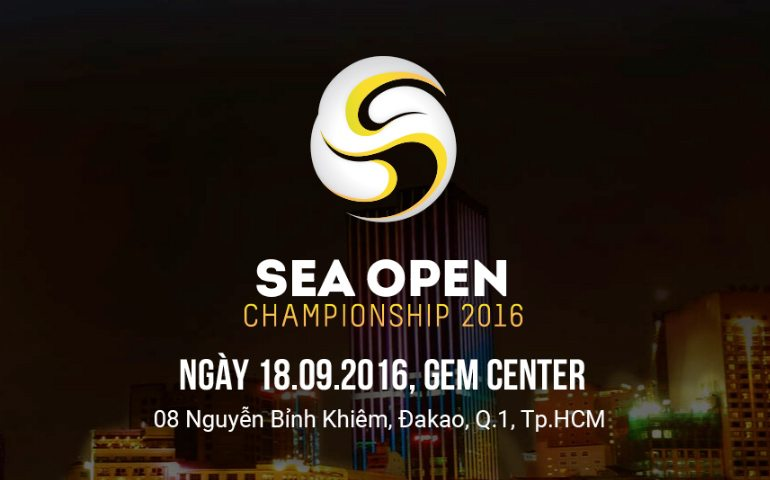 FIFA Online 3: SEA Open Championship 2016 khởi tranh vào 18/09