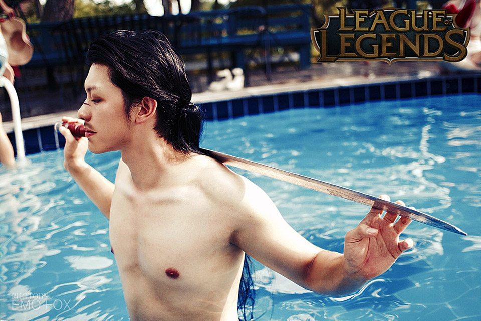Chiêm ngưỡng cosplay Tiệc Bể Bơi cực quyến rũ của nhóm Summoner - Ảnh số 16