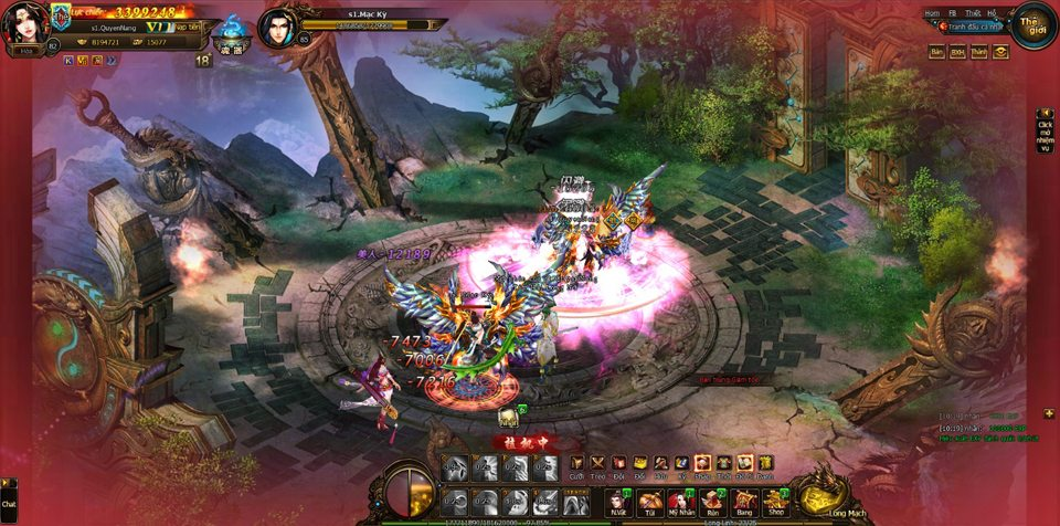 VTC Game hé lộ webgame mới Đồ Long Ký