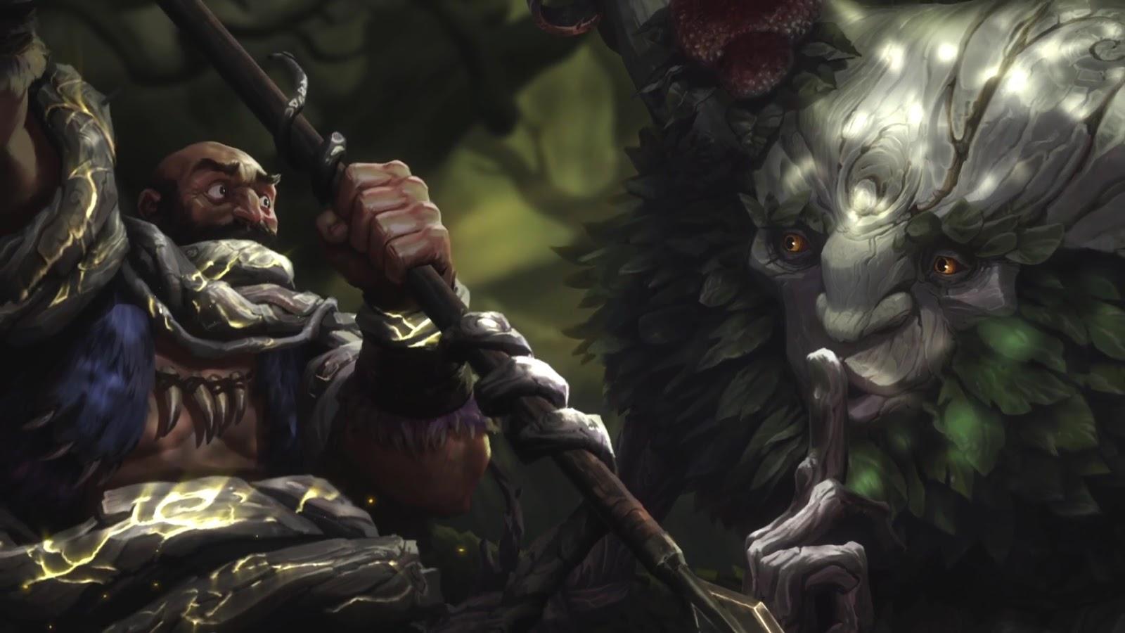 LMHT: Riot Games tung video giới thiệu tướng mới Ivern - Ảnh 03