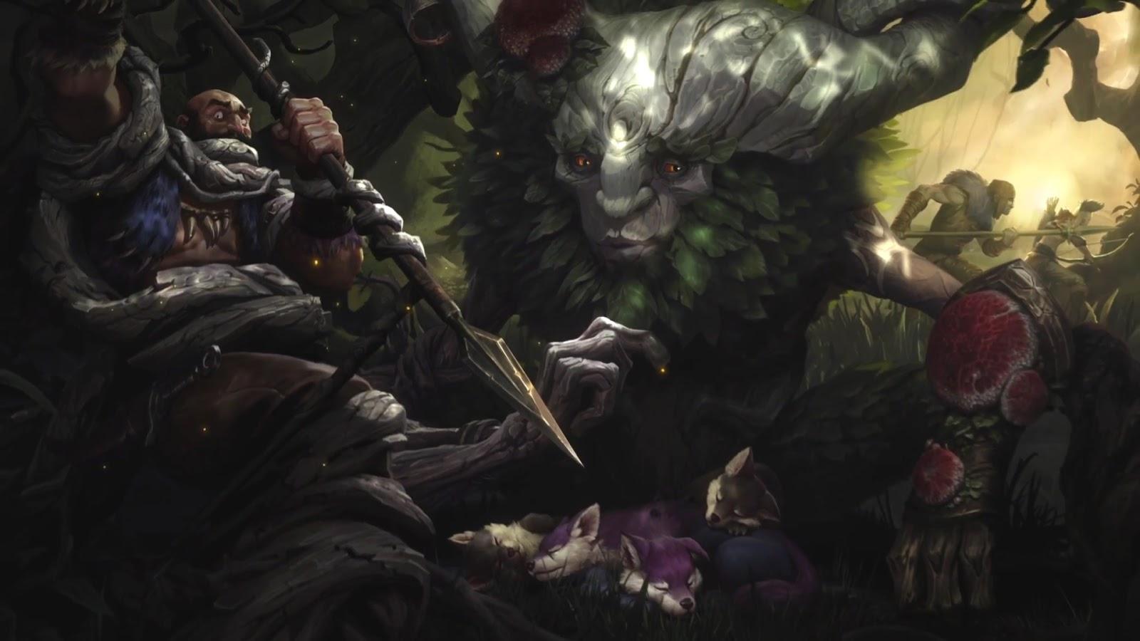 LMHT: Riot Games tung video giới thiệu tướng mới Ivern - Ảnh 04
