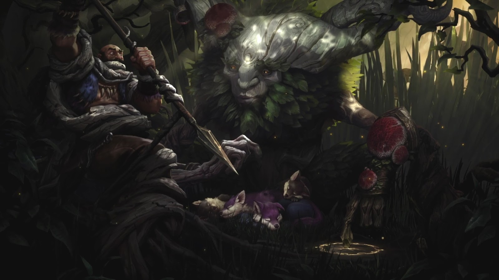 LMHT: Riot Games tung video giới thiệu tướng mới Ivern - Ảnh 05