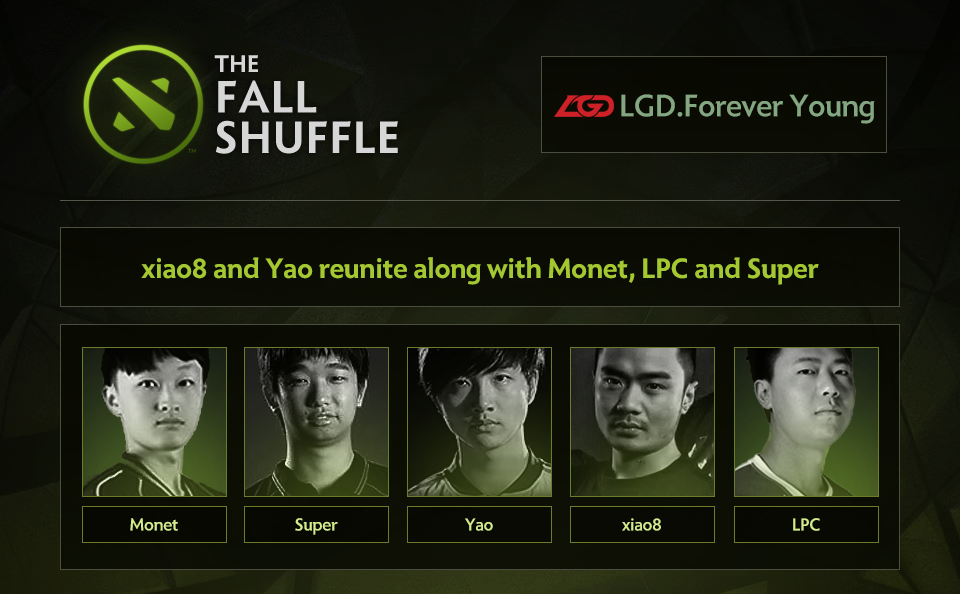 LGD Forever Young