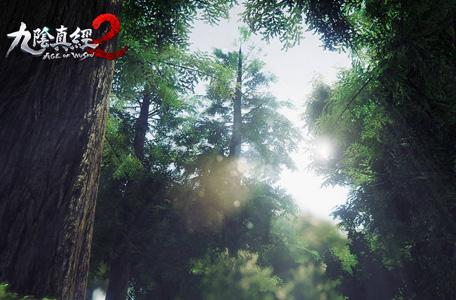 Snail Games hé lộ ảnh cây cối trong Cửu Âm Chân Kinh 2 7