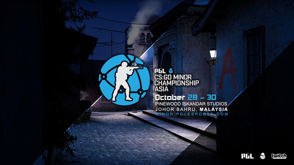 CS:GO Minor Championship Asia