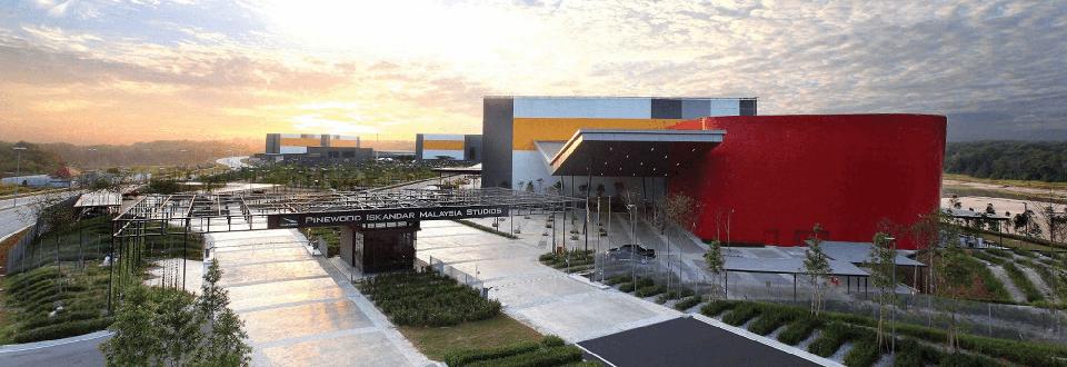 Pinewood Iskandar Studios ở Johor Bahru, Malaysia