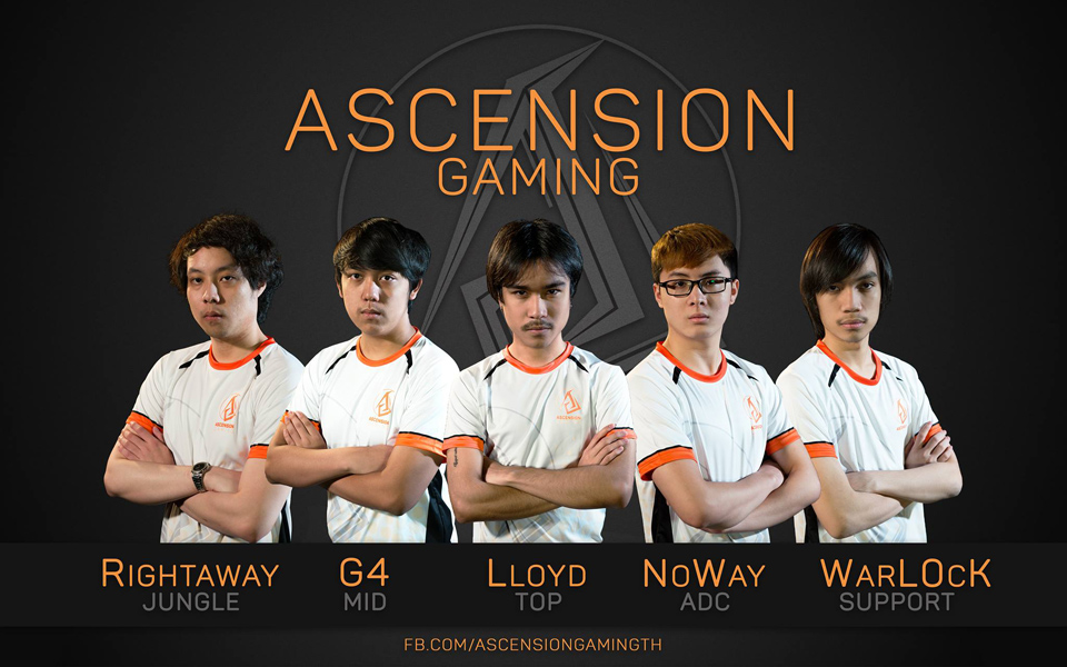 NoWay gia nhập dải ngân hà Ascension Gaming