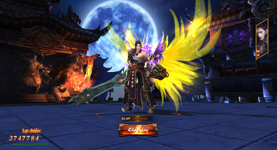 VNG công bố phát hành webgame mới Đại Chúa Tể - Ảnh 01