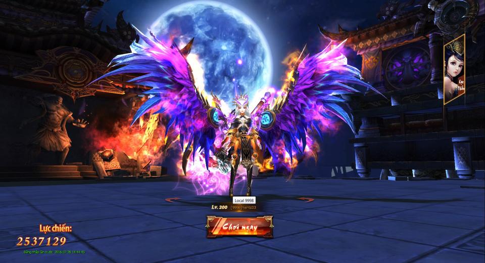 VNG công bố phát hành webgame mới Đại Chúa Tể - Ảnh 02