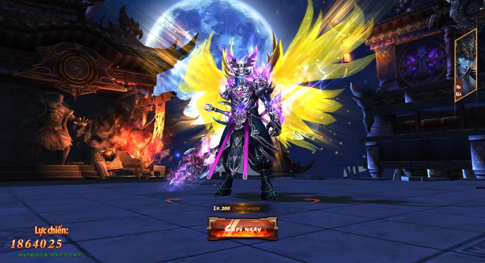 VNG công bố phát hành webgame mới Đại Chúa Tể - Ảnh 03
