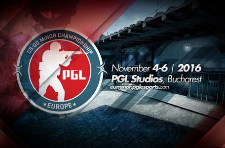 PGL công bố giải CS:GO 1,1 tỉ đồng ở Châu Âu 2