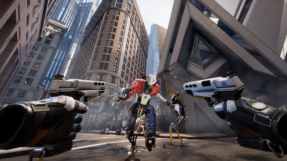 Game VR FPS Robo Recall - Ảnh 03