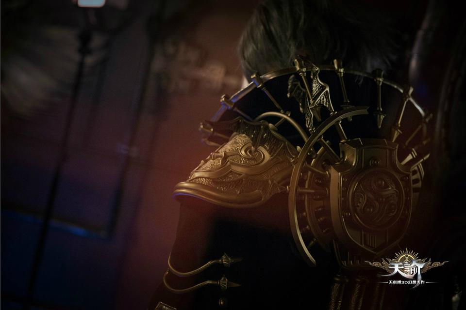 Cosplay Viêm Thiên (Gunslinger) game Thiên Dụ (Revelation Online) - Ảnh 04
