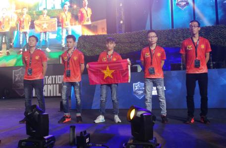 Việt Nam về nhì tại CFS Invitational Manila 2016 5