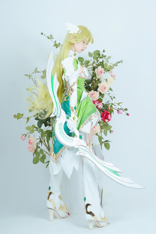 Elsword: Ngắm cosplay Rena cực ngọt ngào của Jcos - Ảnh 07